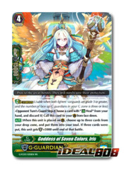 Goddess of Seven Colors, Iris - G-FC03/030 - RR