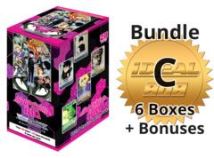 Weiss Schwarz MOB/SX02 Bundle (C) Gold - Get x6 Mob Psycho 100 Booster Boxes + FREE Bonus * PRE-ORDER Ships Dec.18