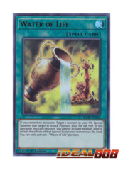 Water of Life - BLHR-EN002 - Ultra Rare - 1st Edition