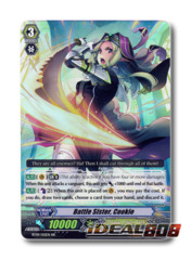 Battle Sister, Cookie - BT09/012EN - RR