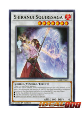 Shiranui Squiresaga - SAST-EN041 - Common - 1st Edition
