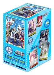 That Time I Got Reincarnated as a Slime (English) Weiss Schwarz Booster Box [20 Packs] * Coming Soon!