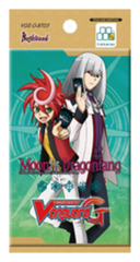 CFV-G-BT05 Moonlit Dragonfang (English) Cardfight Vanguard G-Booster Pack