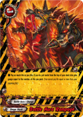 Battle Aura Rampage [D-BT03/0063EN U (FOIL)] English