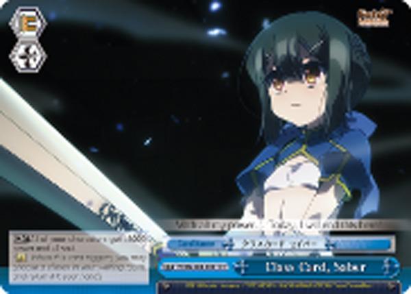 Class Card, Saber [PI/EN-S04-E081 CR] English