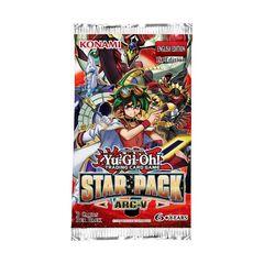 Yugioh Star Pack 2015 Arc-V Booster Pack