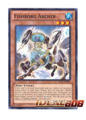 Fishborg Archer - JOTL-EN096 - Common - Unlimited Edition
