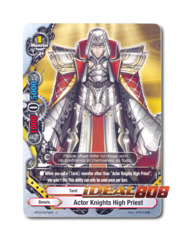 Actor Knights High Priest - BT03/0072EN (U) Uncommon