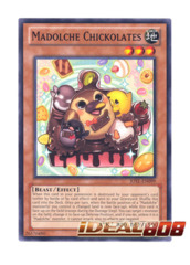 Madolche Chickolates - JOTL-EN099 - Common - Unlimited Edition