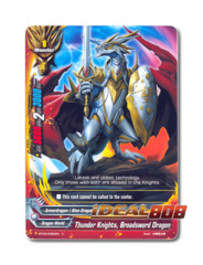 Thunder Knights, Broadsword Dragon - BT03/0080EN (C) Common