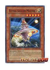 Flying Saucer Muusik'i - POTD-EN030 - Common - Unlimited Edition