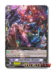Steam Maiden, Merianna - G-TD06/006EN - TD (common ver.)