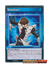 Beatdown! - SS02-ENAS2 - Common - 1st Edition
