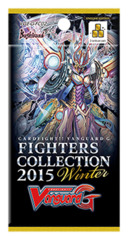 CFV-G-FC02 Fighters Collection 2015 Winter (English) Cardfight Vanguard Booster Pack