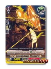 Ironclad Dragon, Steelsaurus - BT08/085EN - C