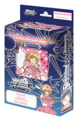Card Captor Sakura: Clear Card (English) Weiss Schwarz Trial Deck+ (Plus)