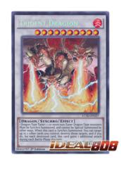 Trident Dragion - LC5D-EN237 - Secret Rare - 1st Edition