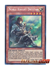 Noble Knight Drystan - JOTL-EN084 - Secret Rare - Unlimited Edition