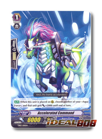 Accelerated Command - TD07/010EN - TD (common ver.)