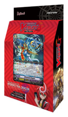 CFV-G-TD06 Rallying Call of the  Interspectral Dragon (English) Cardfight Vanguard G-Trial Deck
