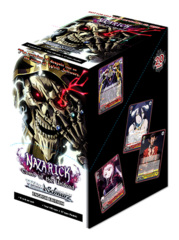 Nazarick: Tomb of the Undead <Overlord> (English) Weiss Schwarz Booster Box [20 Packs]
