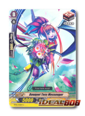 Bouquet Toss Messenger - BT06/056EN - C