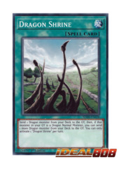 Dragon Shrine - SDRR-EN028 - Common - 1st Edition