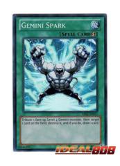 Gemini Spark - AP02-EN011 - Super Rare - Unlimited