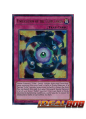 Unification of the Cubic Lords - MVP1-EN045 - Ultra Rare - 1st Edition