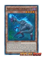 Souleating Oviraptor - SR04-EN002 - Super Rare - Unlimited Edition