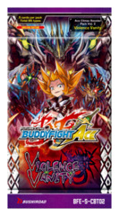 BFE-S-CBT02 Violence Vanity <Ranma & Vanity> (English) Future Card Buddyfight Ace Climax Booster Pack