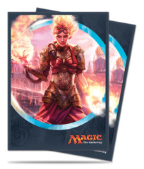 Magic the Gathering Kaladesh Ultra Pro Sleeve 80ct - Chandra, Torch of Defiance (#86409)