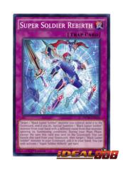 Super Soldier Rebirth - MP16-EN156 - Common - 1st Edition