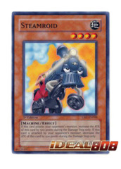 Steamroid - CRV-EN008 - Common - Unlimited Edition