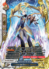 Overturn Ice Emperor, Miserea [S-RC01/005EN RRR (FOIL)] English