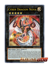 SDCR Cyber Dragon Revolution 42-Card Constructed Deck (1st Edition)