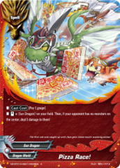 Pizza Race! [X2-BT01A-SS01/0026EN C (Parallel FOIL)] English