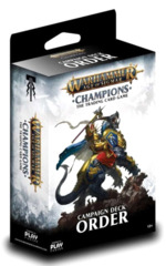 Warhammer TCG: Age of Sigmar Champions (English) Deck - Order