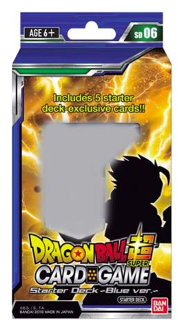 DBS-SD06 (English) Dragon Ball Super Starter Deck * PRE-ORDER Ships Nov.02