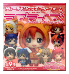 Love Live! School idol project Trading Mascot Charm (Random/Blind Box)