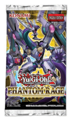 Phantom Rage (1st Edition) Yugioh Booster Pack [9 Cards] * PRE-ORDER Ships Nov.06