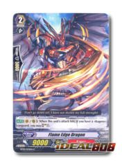 Flame-Edge Dragon - BT03/076EN - C