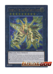 Number C107: Neo Galaxy-Eyes Tachyon Dragon - PRIO-EN041 - Ultimate Rare - Unlimited Edition