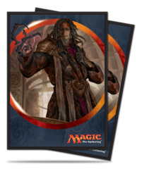 Magic the Gathering Aether Revolt Tezzeret the Schemer Ultra Pro Sleeve 80ct. (#86487)