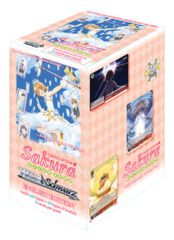 Card Captor Sakura: Clear Card (English) Weiss Schwarz Booster Box