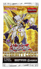 Eternity Code (1st Edition) Yugioh Booster Pack [9 Cards]