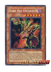 Dark Red Enchanter - PTDN-EN097 - Secret Rare - Unlimited Edition