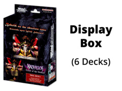 Nazarick: Tomb of the Undead <Overlord> (English) Weiss Schwarz Trial  Deck+ Box [Contains 6 Decks] * PRE-ORDER Ships Sep.25