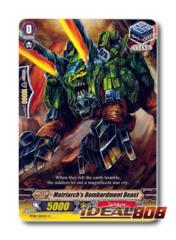 Matriarch's Bombardment Beast - BT08/084EN - C