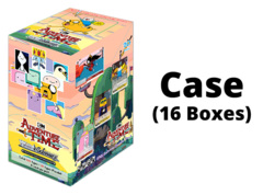 Adventure Time (English) Weiss Schwarz Booster  Case [16 Boxes] * COMING SOON